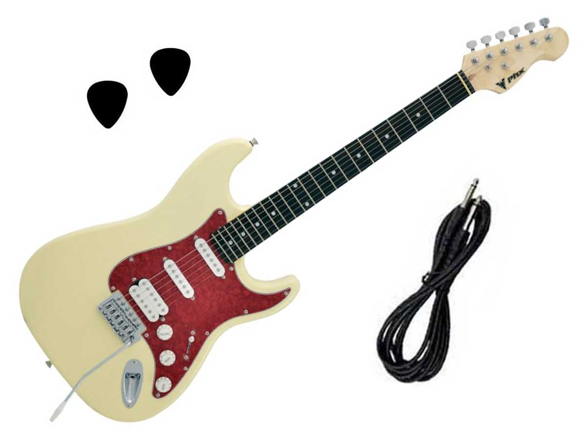 Guitarra Stratocaster PHX Strato Power