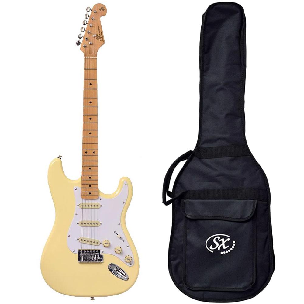 Guitarra SX SST57 Vintage com Bag