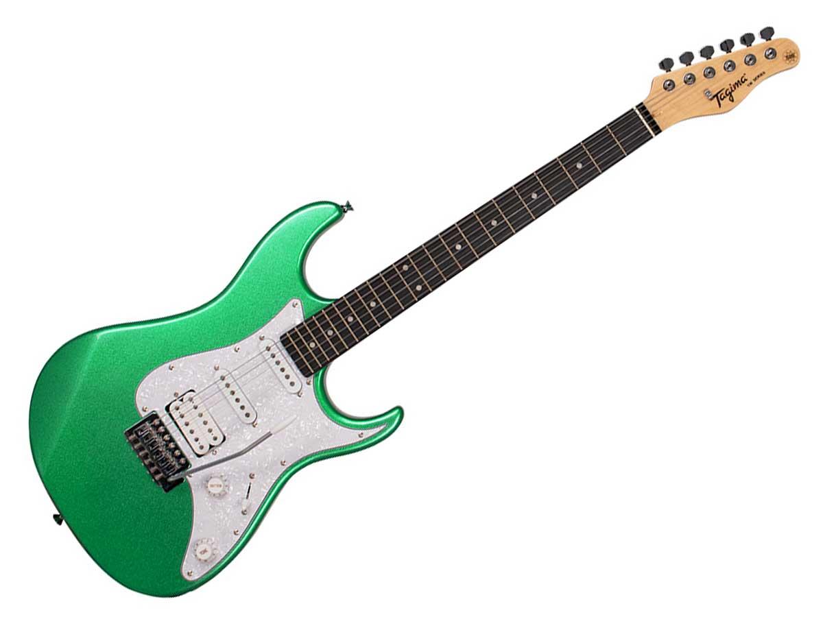Guitarra Tagima TG-520 Woodstock Stratocaster