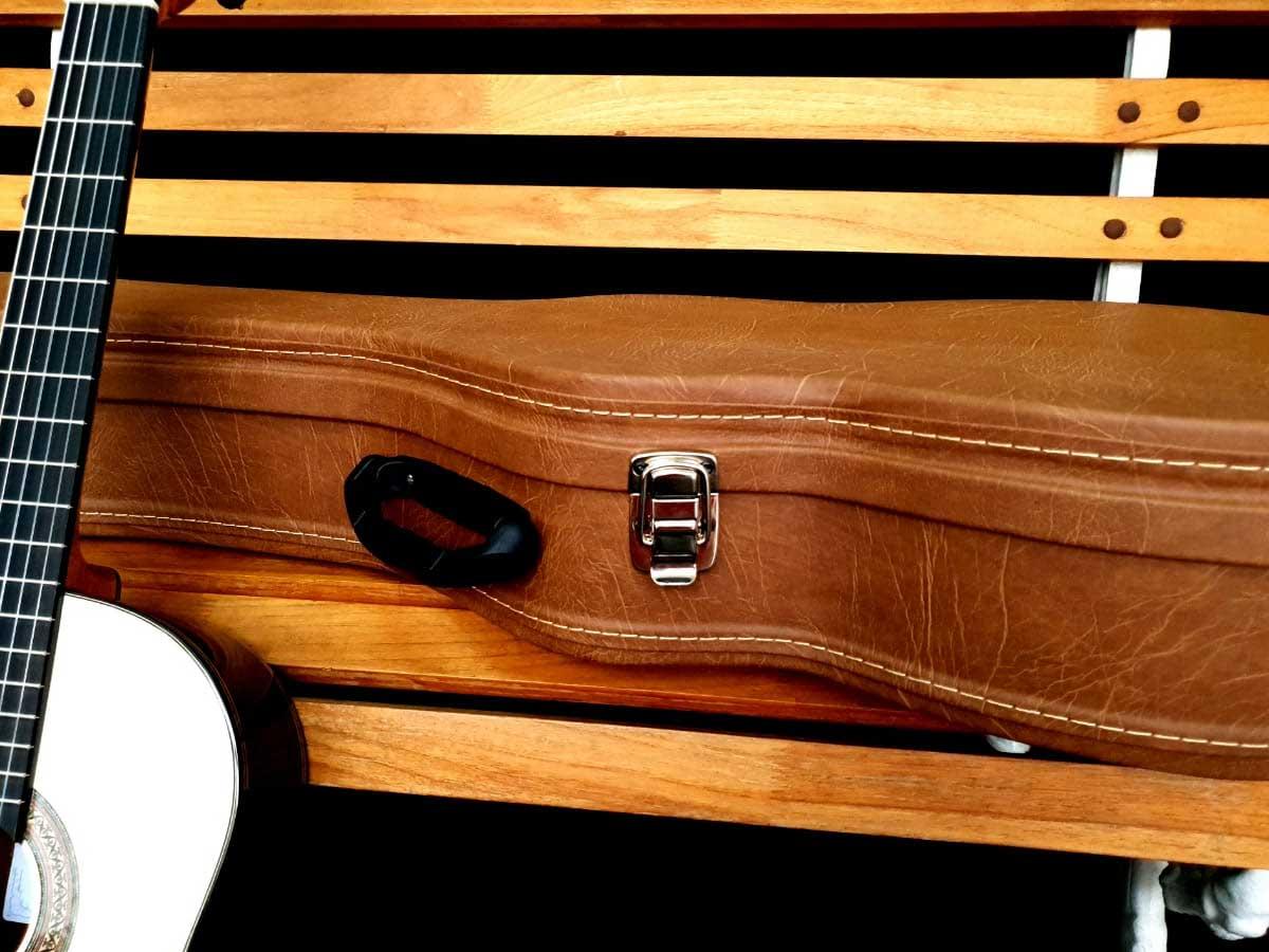 Hard Case Estojo Super Luxo para Cavaco Upcases