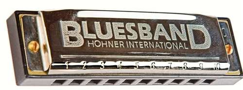 Hohner Blues Band - Kit de gaitas ( C, G, A)