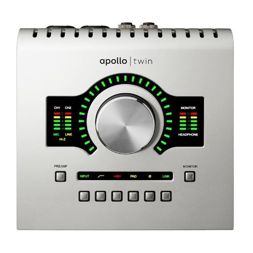 Interface Ua Apollo Twin Duo - Frete Grátis!
