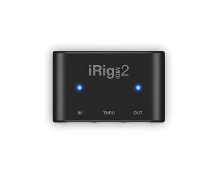 Irig Midi 2 - Interface Midi Universal