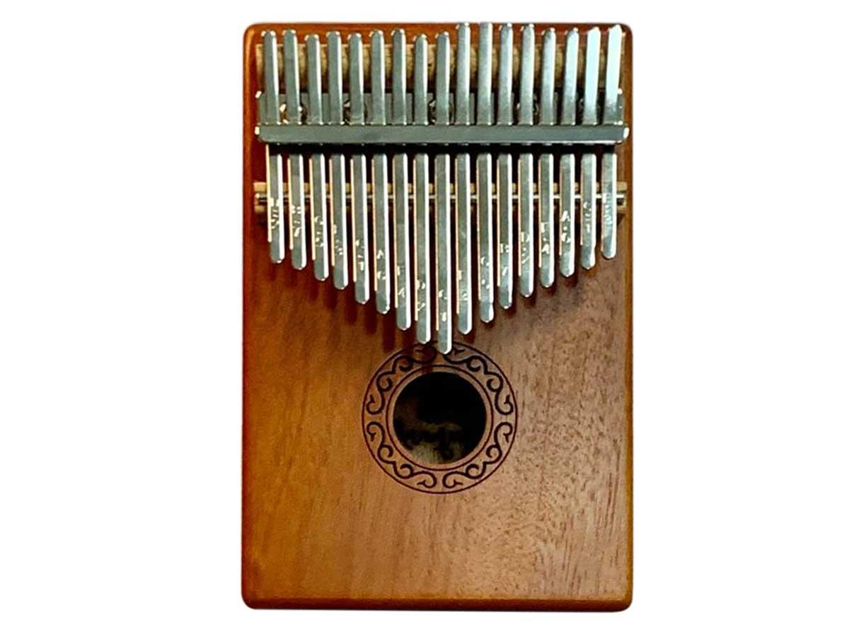 Kalimba Marquês 17 Teclas Piano de Dedo