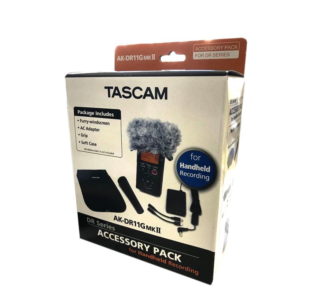 Kit de acessórios para gravadores TASCAM AK-DR11G MKII