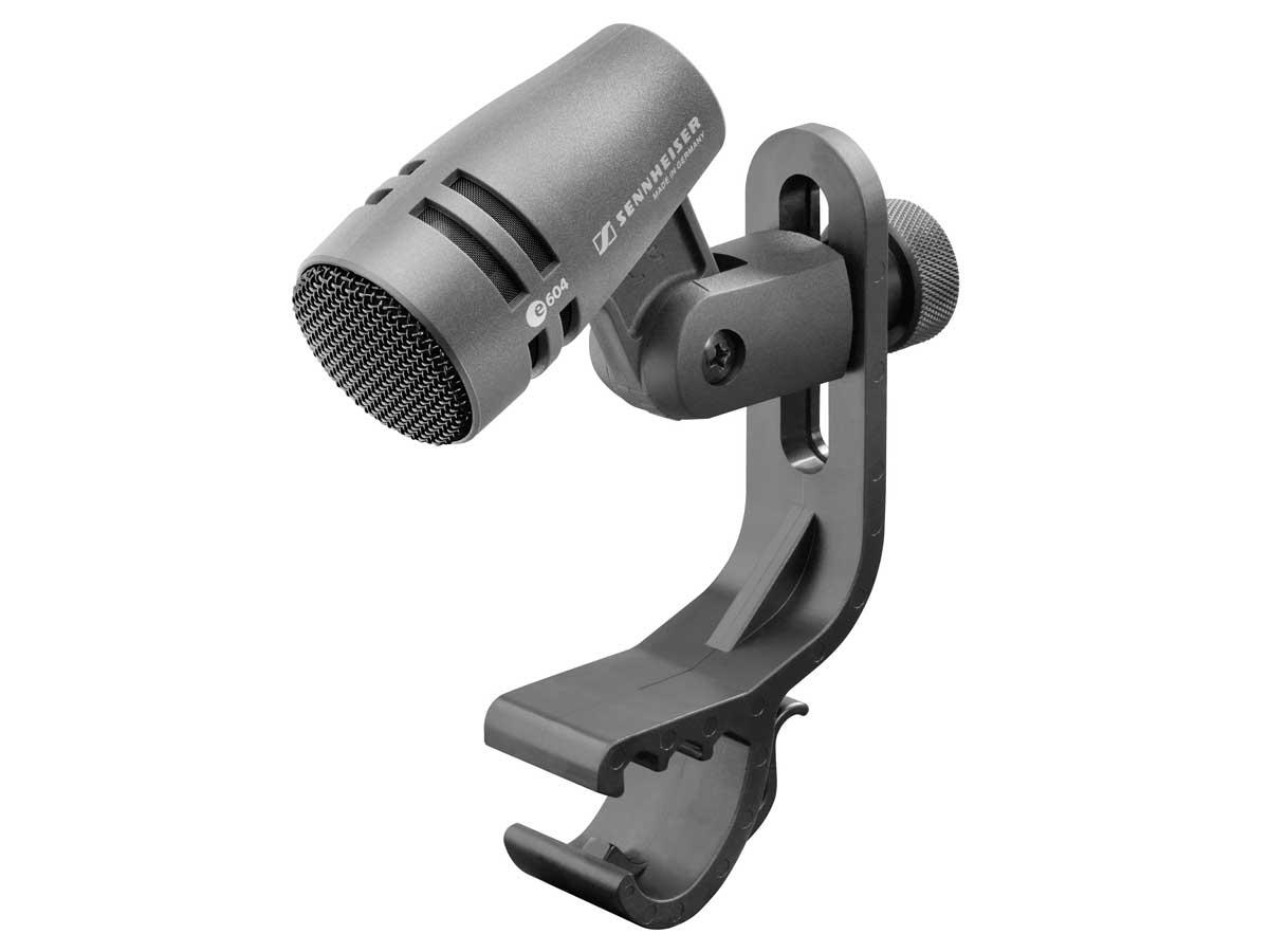 Kit de Microfone Sennheiser Evolution 3Pack - E604