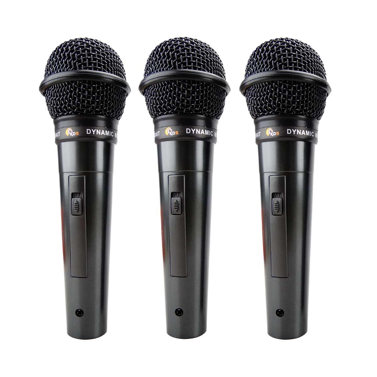 Kit de Microfones Kadosh  KDS-300