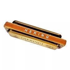 Kit 6 Gaita Hering Vintage Harp 10120 A C D E F G