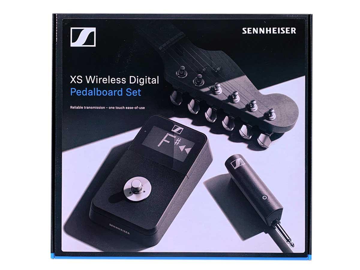 Kit Transmissor sem Fio Sennheiser XSW-D Pedalboard Set