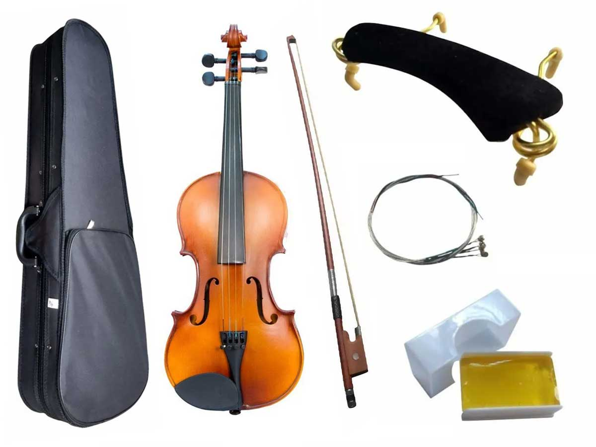 Kit Violino 4/4 Harmony completo