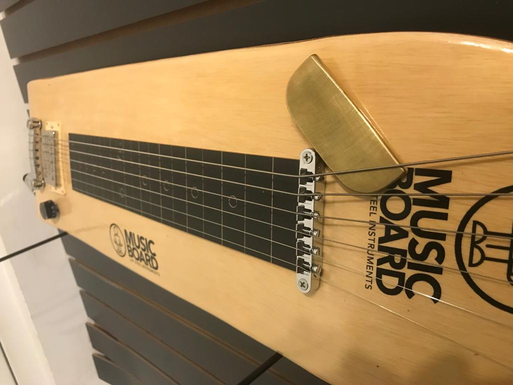 Lap Steel Music Board