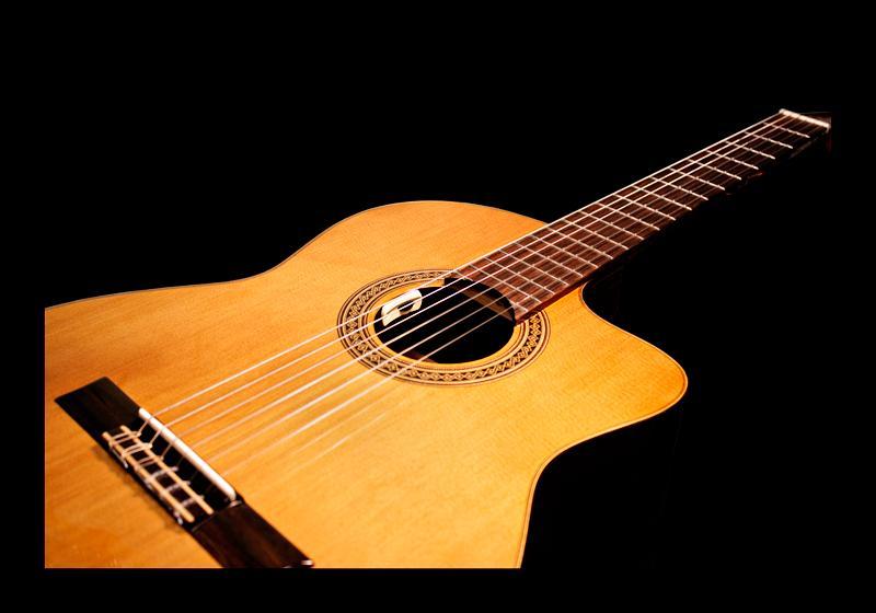 Lr Baggs Anthem SL Classical Captador para Violão Nylon