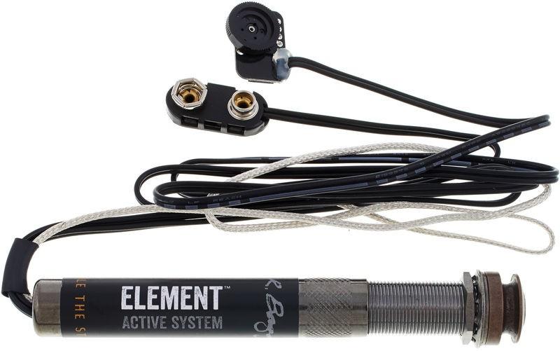 Lr Baggs Element Active - Captador para Violão Nylon