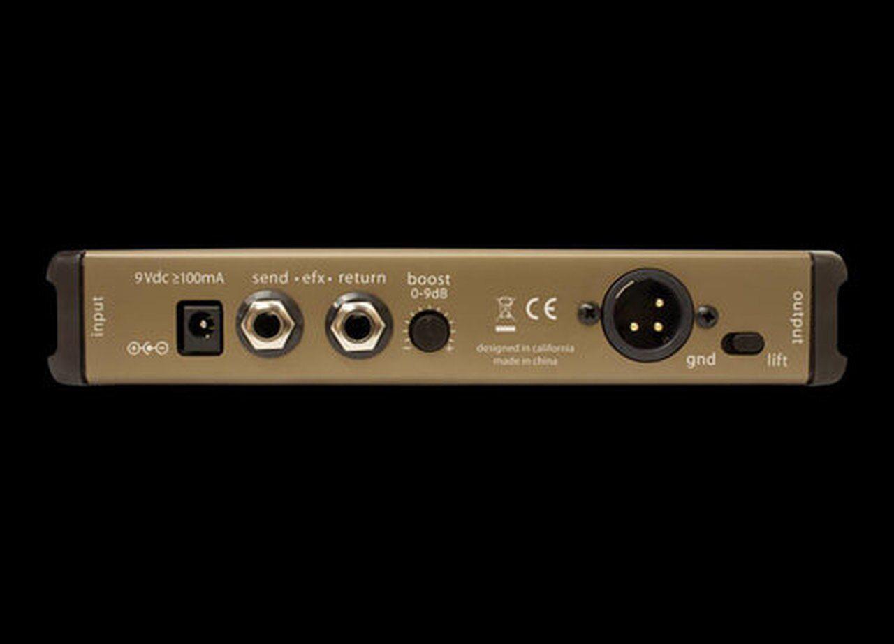 LR Baggs Venue DI - Direct Box multi efeito para violão '