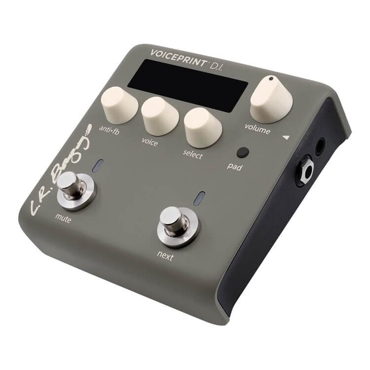 Lr Baggs Voiceprint DI - Pedal Impulse Response para violões