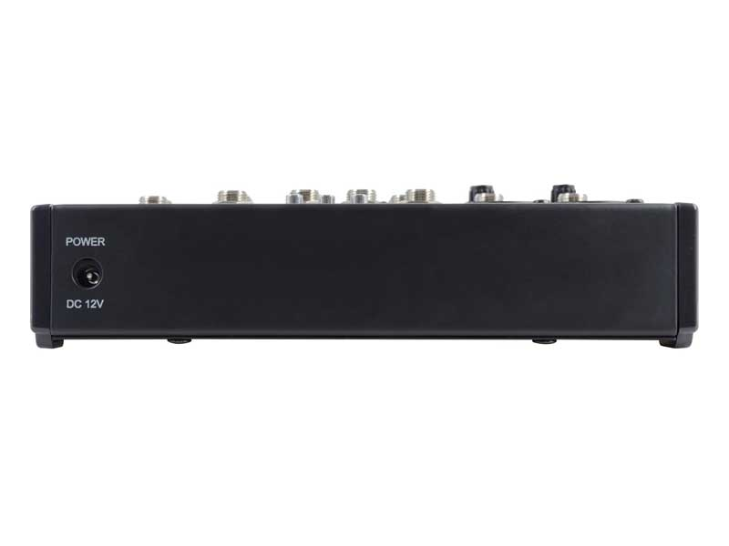 Mesa de Som Analógica USB 8 Canais Hayonik HMX-108