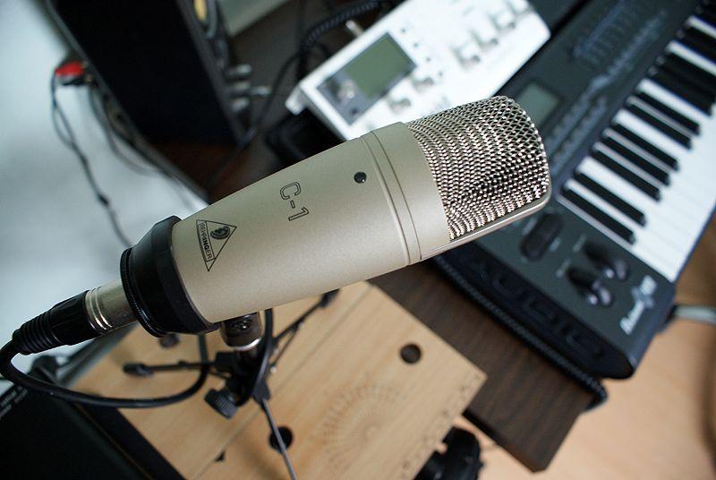 Microfone Condensador Cardióide - Behringer C-1
