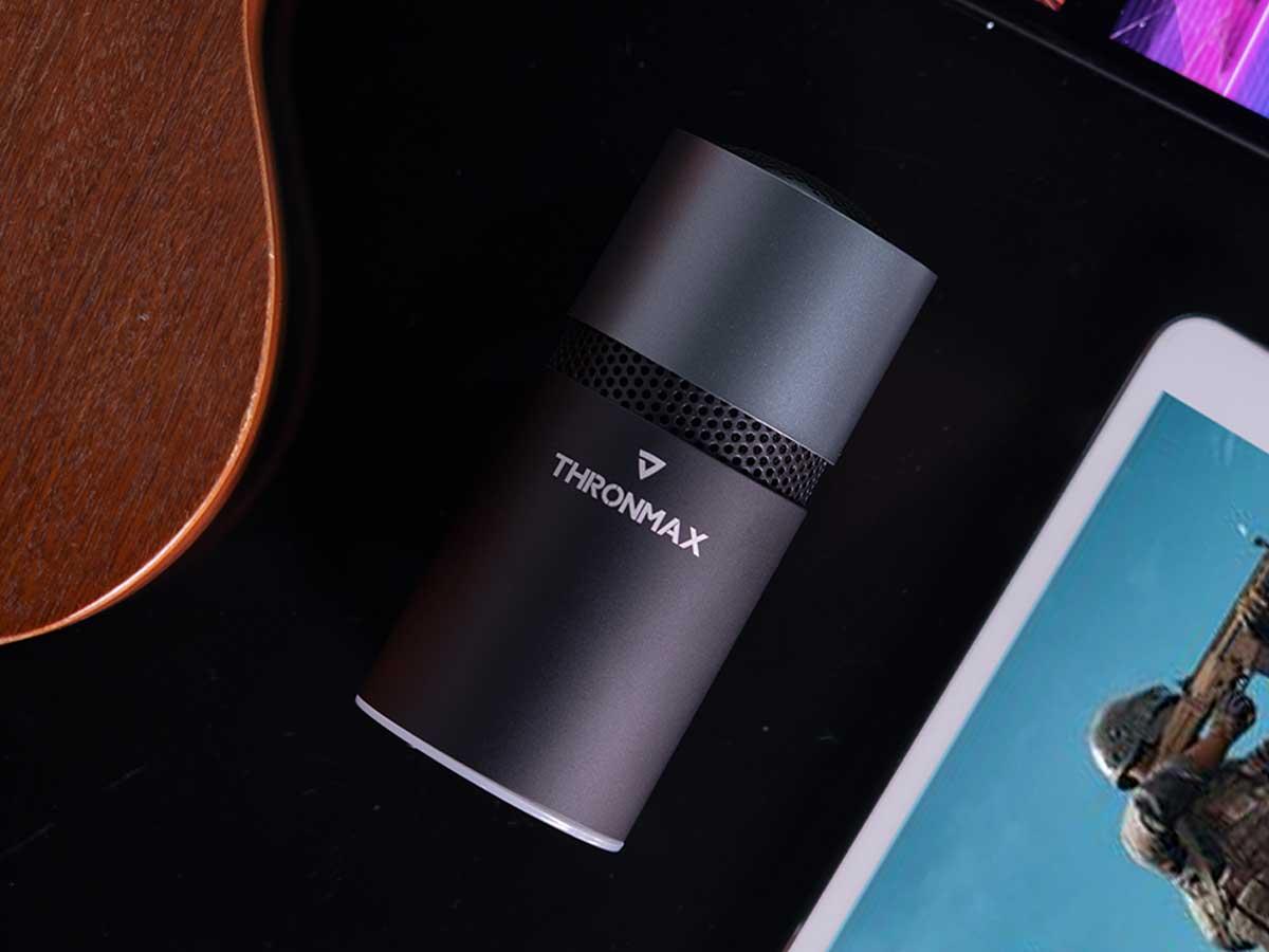 Microfone Condensador USB Thronmax MDrill Pulse