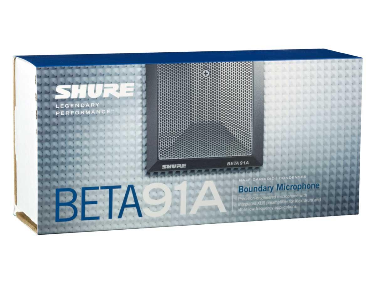 Microfone Condenser Shure Beta 91A