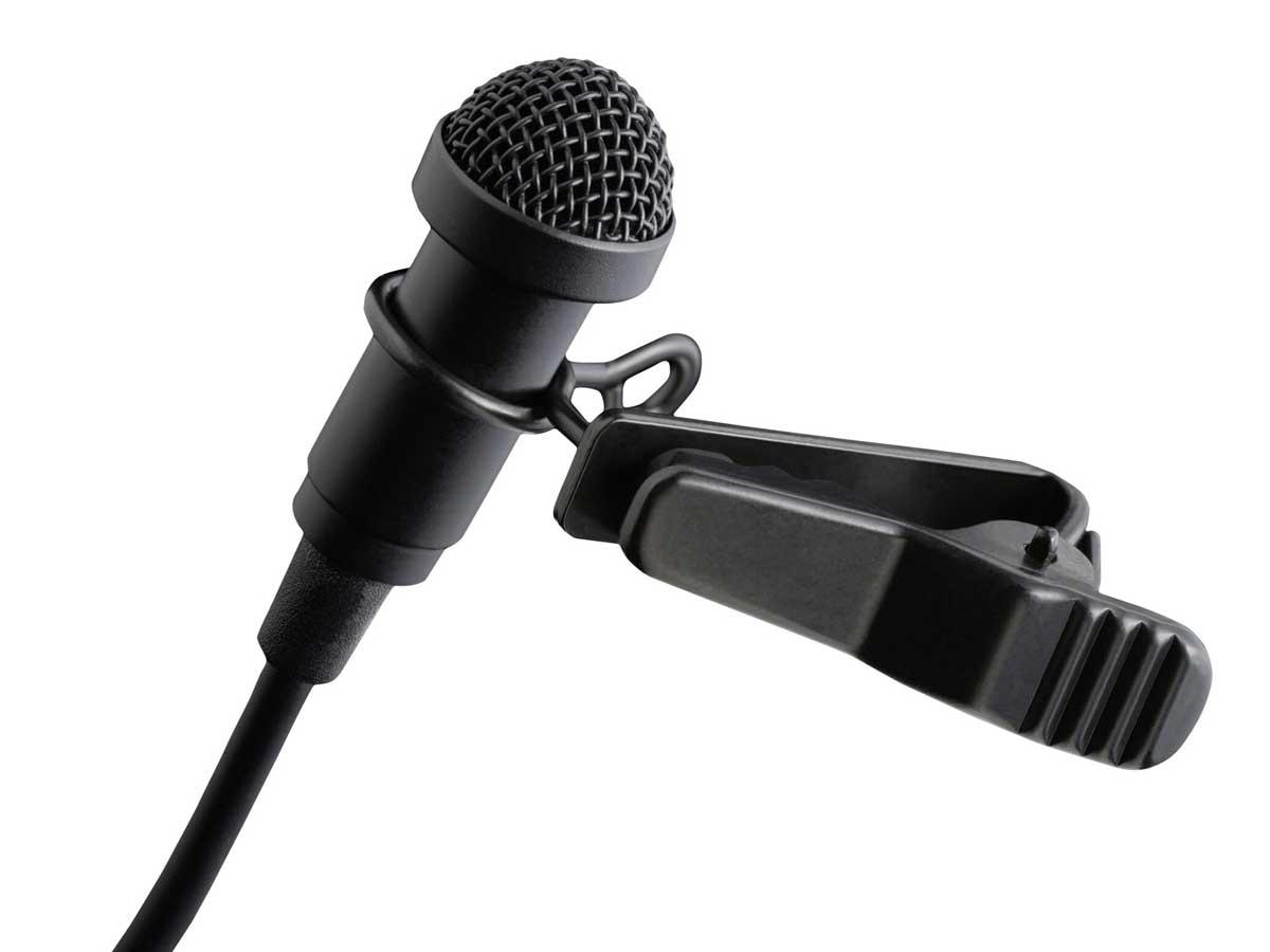 Microfone de Lapela Sennheiser ME 2-II