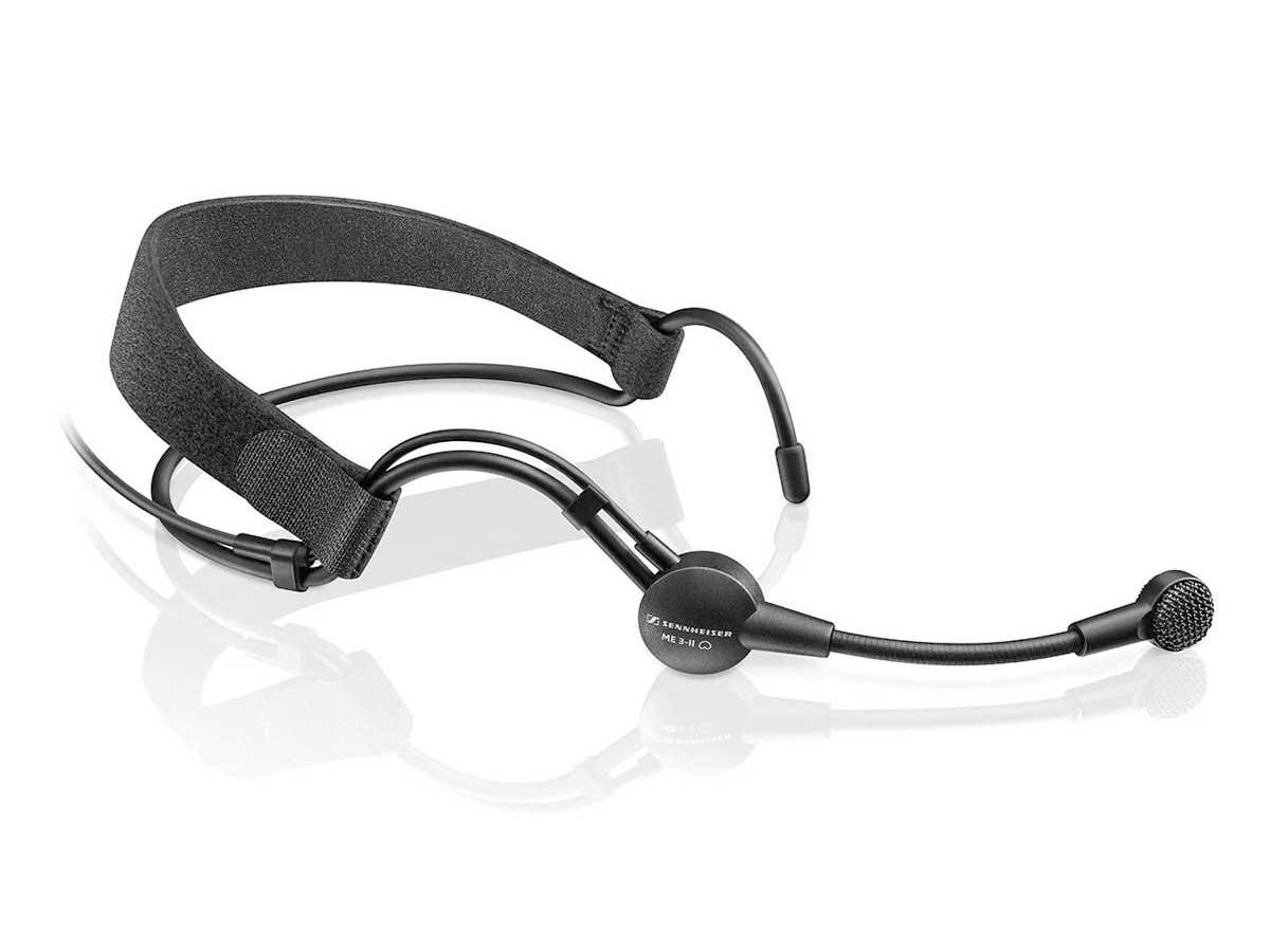 Microfone Headset Sennheiser ME 3-II