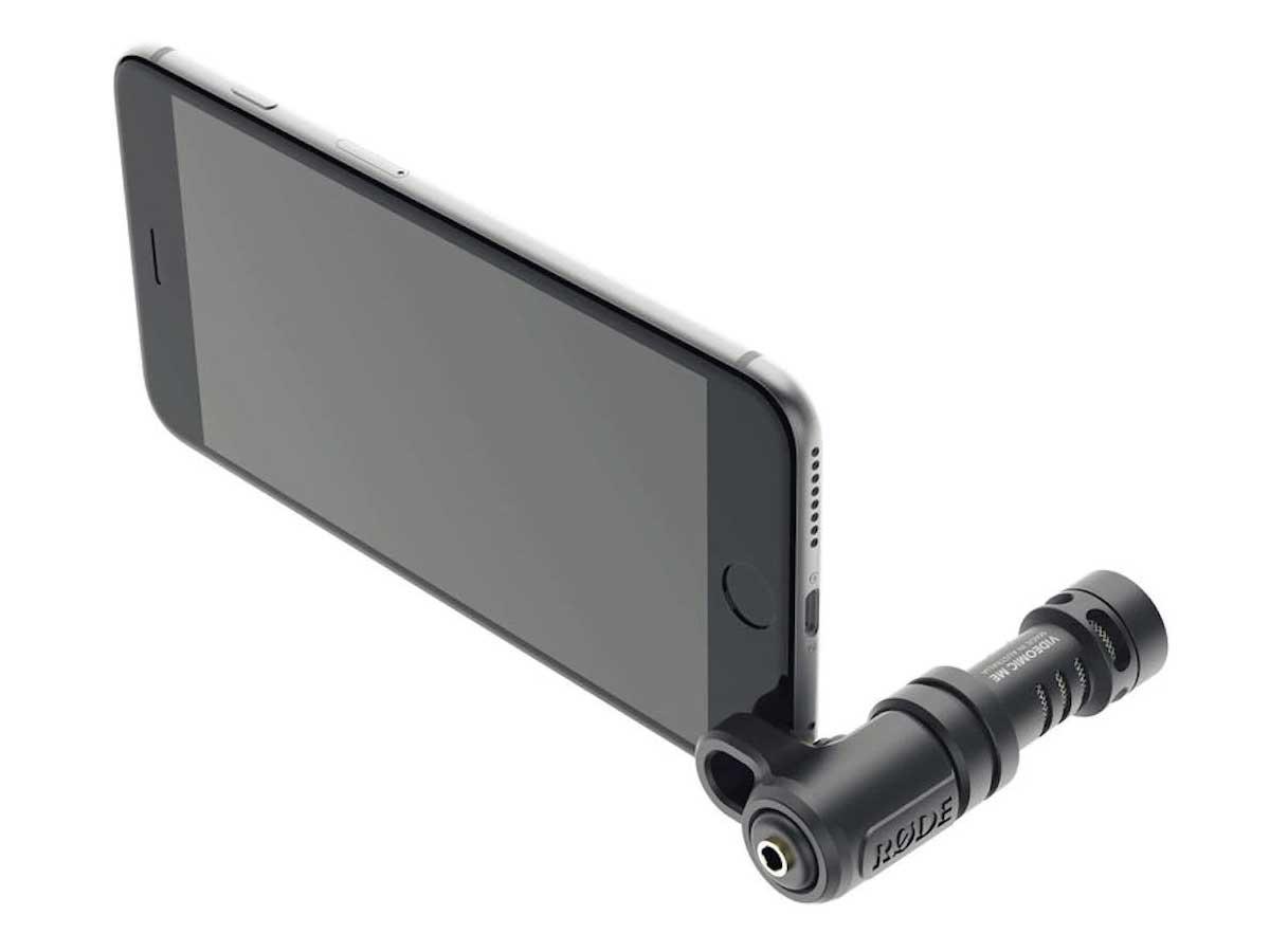 Microfone Rode VideoMic ME para Smartphones '