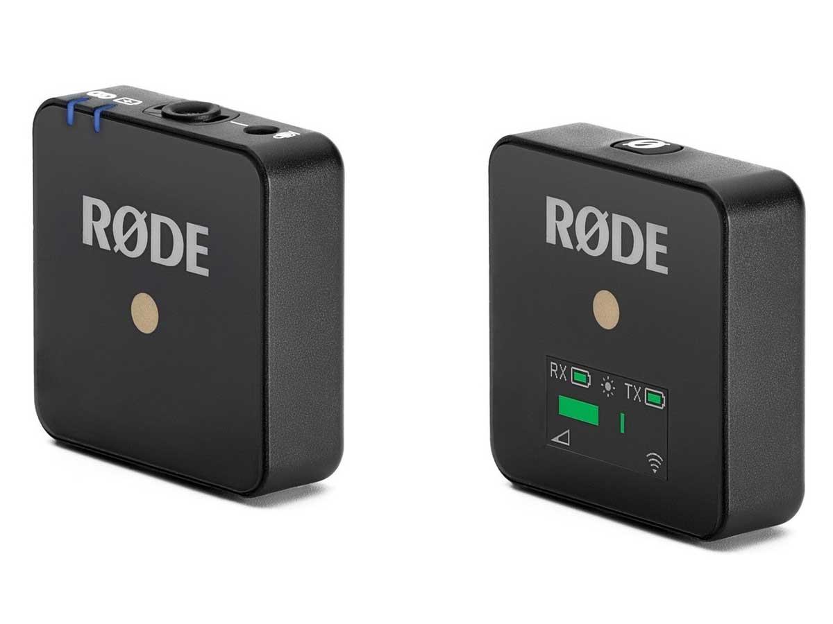 Microfone Sem Fio Digital Rode Wireless Go '