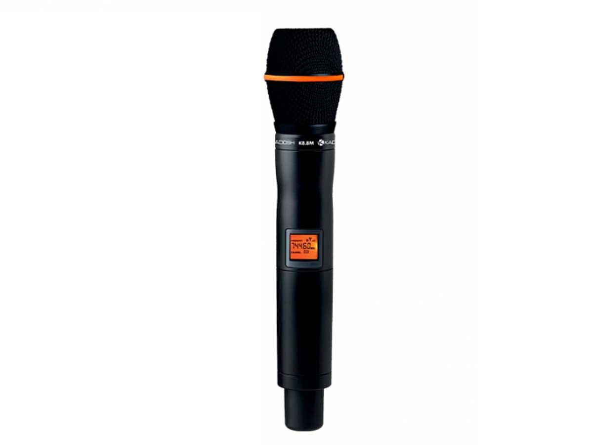 Microfone Sem Fio Kadosh KDSW 481 M