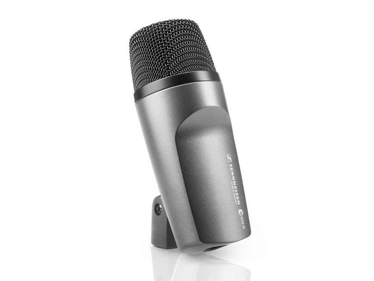 Microfone Sennheiser E602 II para bumbo, surdo, contrabaixo