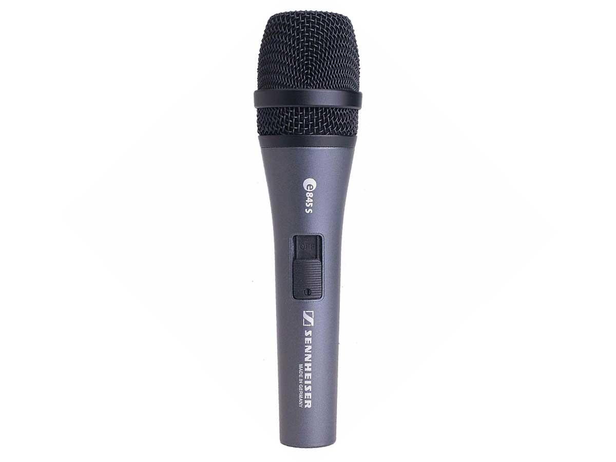 Microfone Sennheiser e845 S