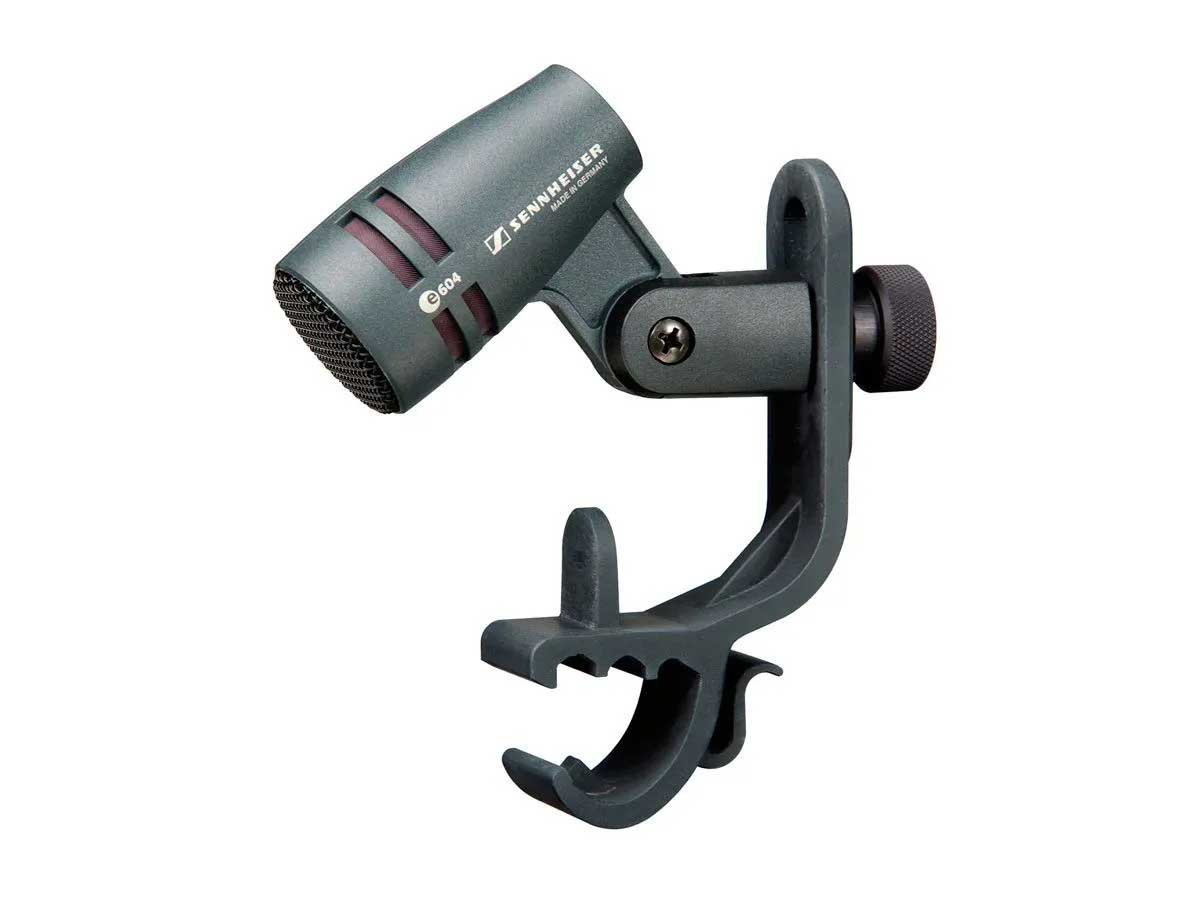 Microfone Sennheiser Evolution E604
