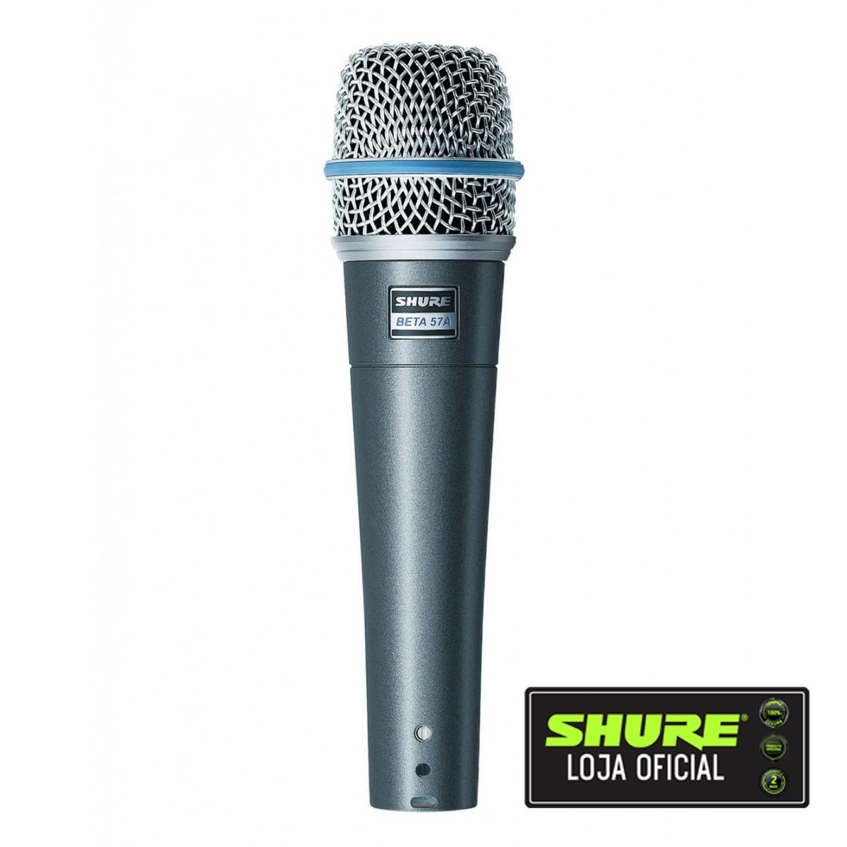 Microfone Shure Beta 57A