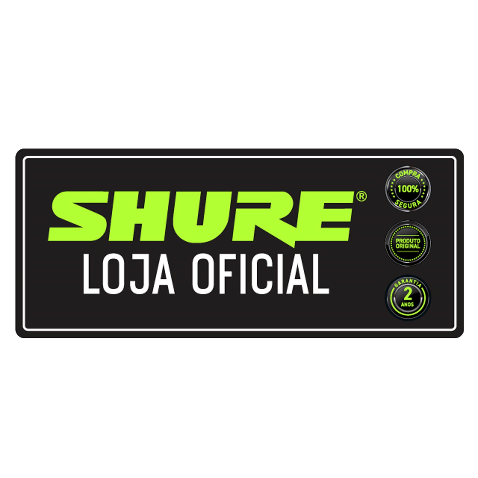Microfone Shure MV7 Para Podcast