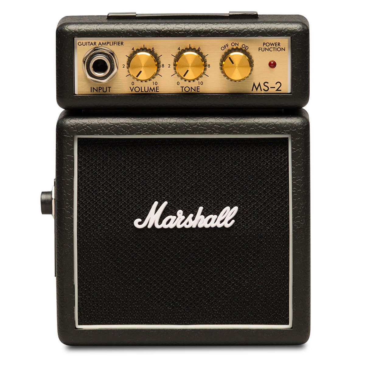 Mini Amplificador para Guitarra Marshall  MS-2