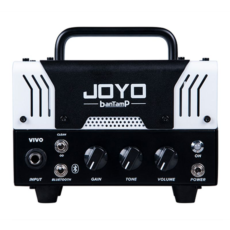 Mini Cabeçote Amplificador Joyo VIVO 20w Bantamp com Bluetooth