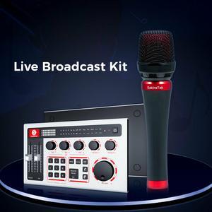 Mixer Bluetooth para Live SabineCast