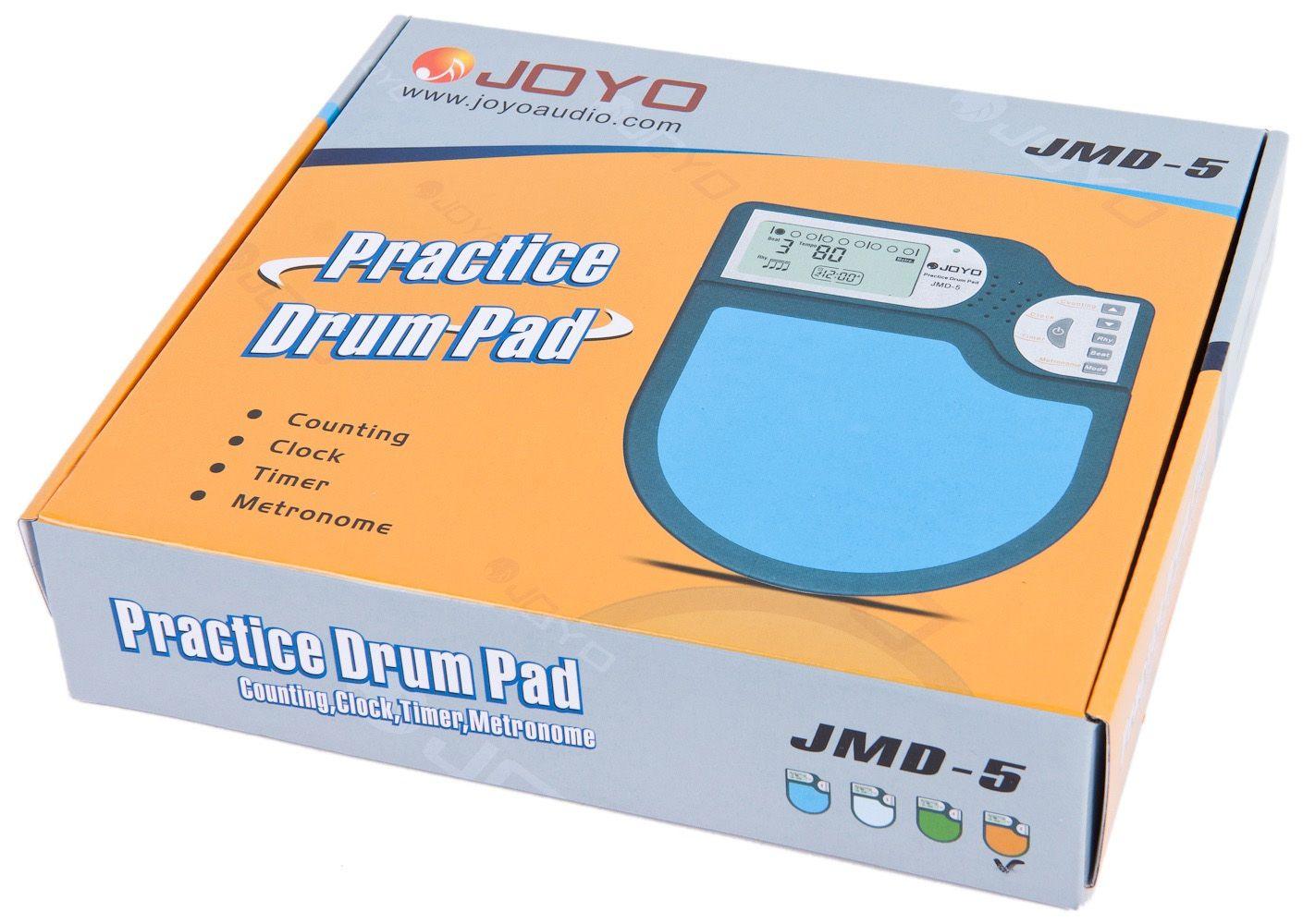 Pad para Estudo Joyo JMD-05 Practice Drum Pad