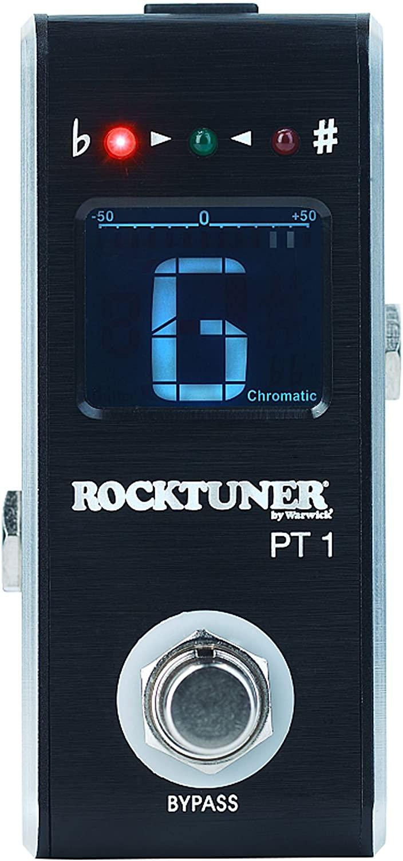 Pedal Afinador Warwick Rocktuner PT-1 Mini