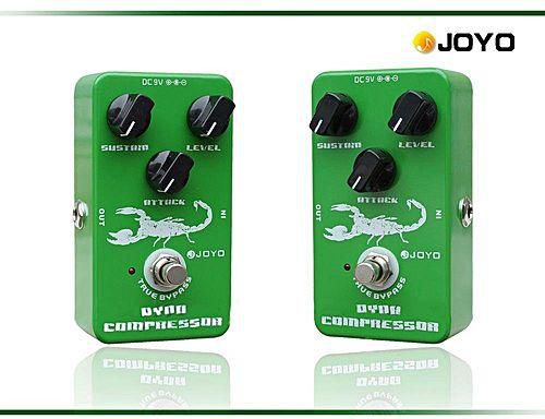 Pedal Compressor Joyo JF-10 Dynamic Compressor