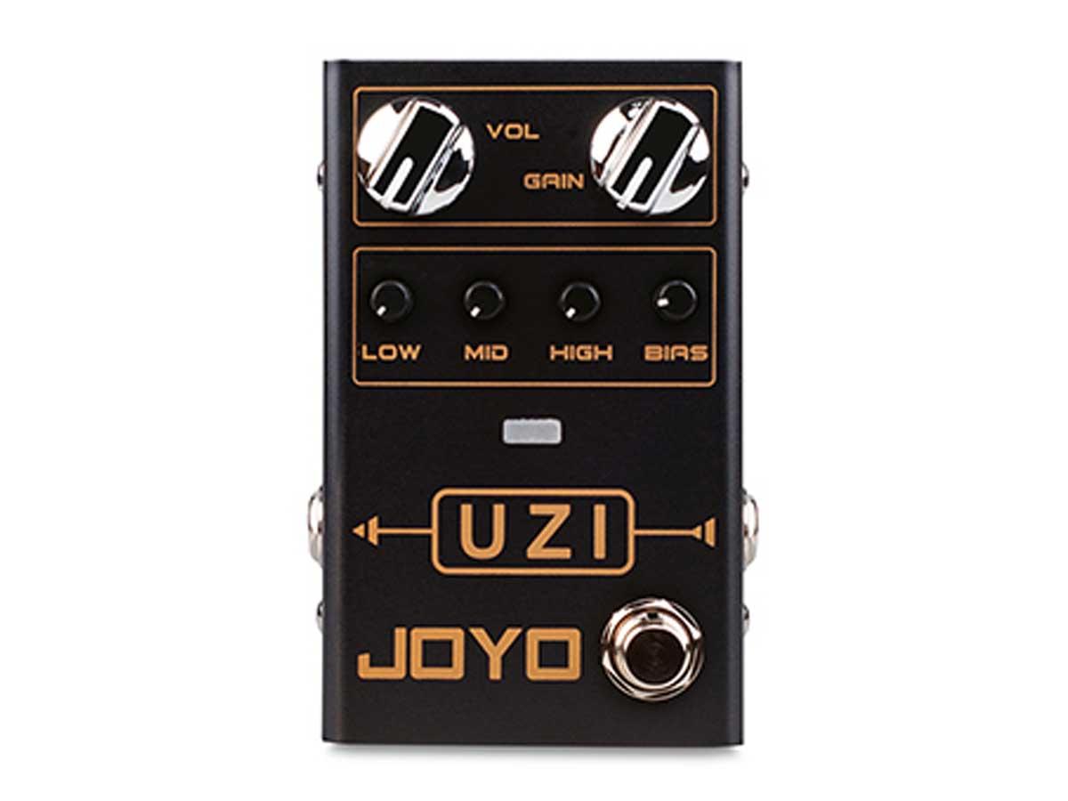 Pedal de Distorção Joyo R-03 Uzi