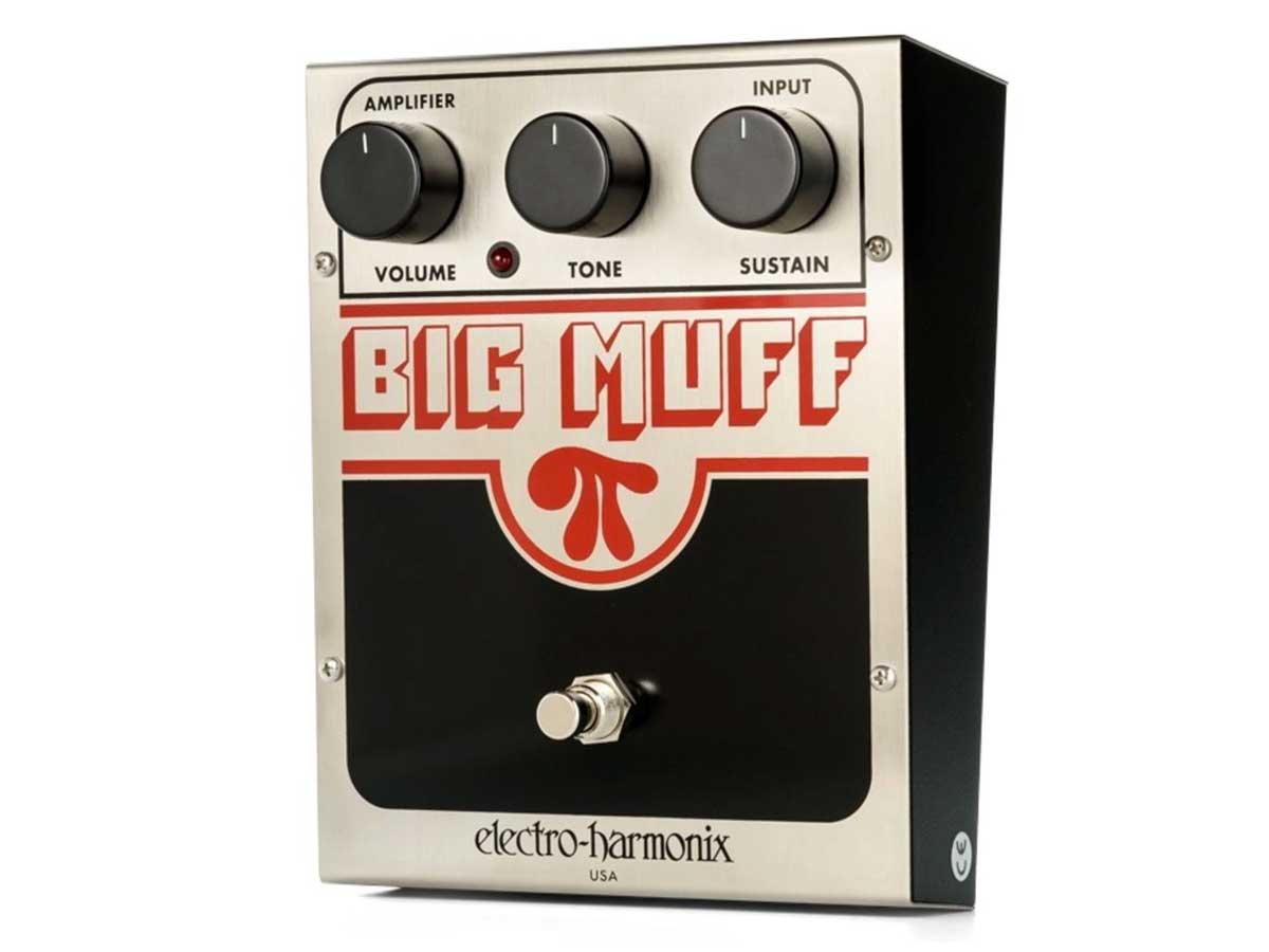 Pedal de Efeito Electro Harmonix Big Muff Pi