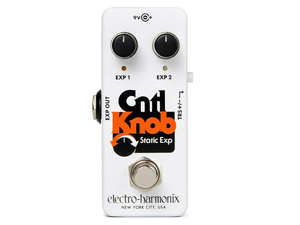Pedal de Efeito Electro Harmonix Cntl Knob Static Exp