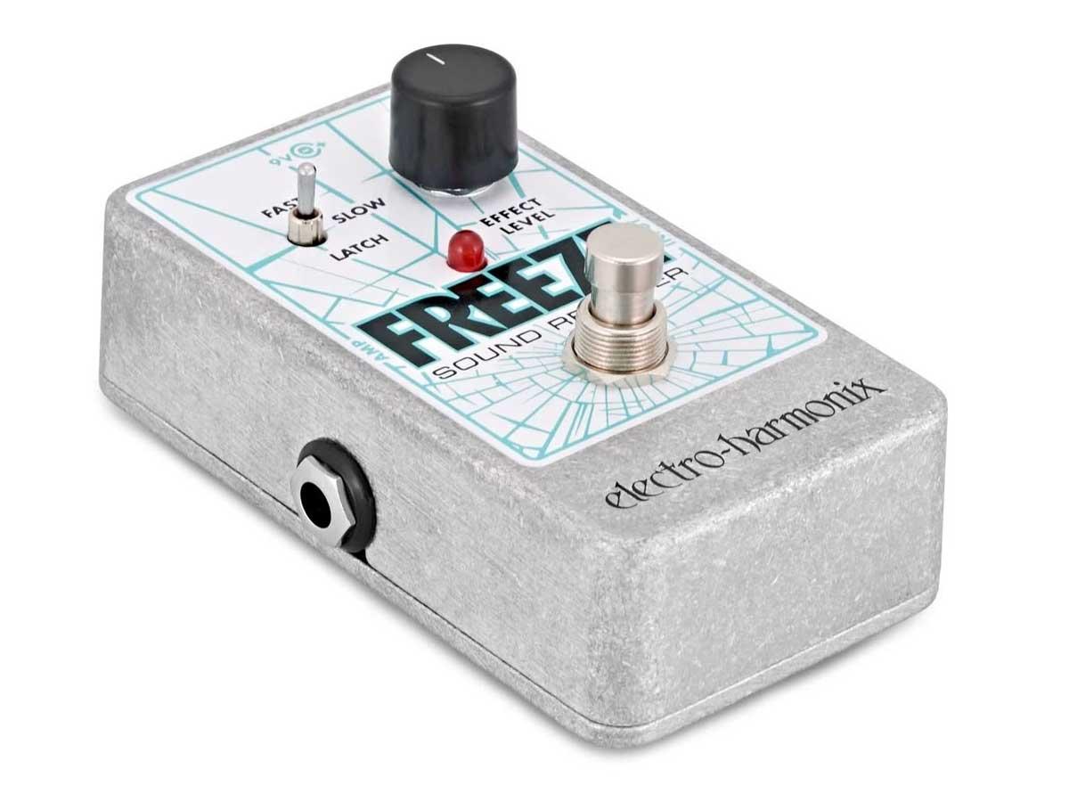 Pedal de Efeito Electro Harmonix Freeze Sound Retainer