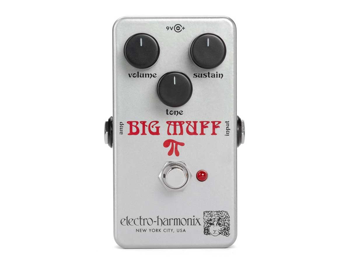 Pedal de Efeito Electro Harmonix Ram's Head Big Muff Pi