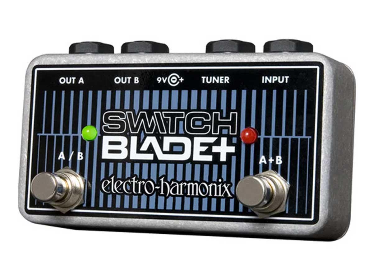 Pedal de Efeito Electro Harmonix Switchblade+