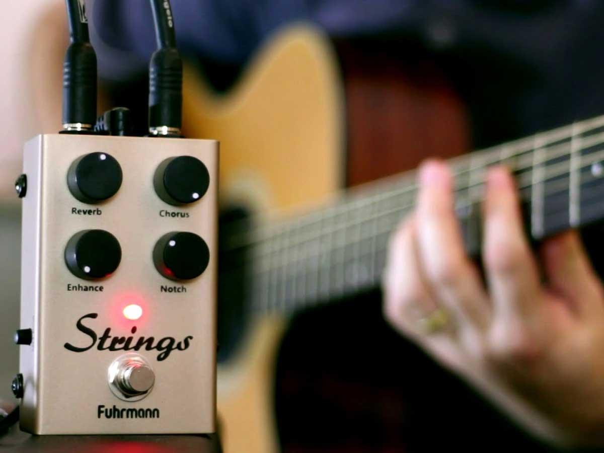 Pedal de Efeitos Fuhrmann Strings