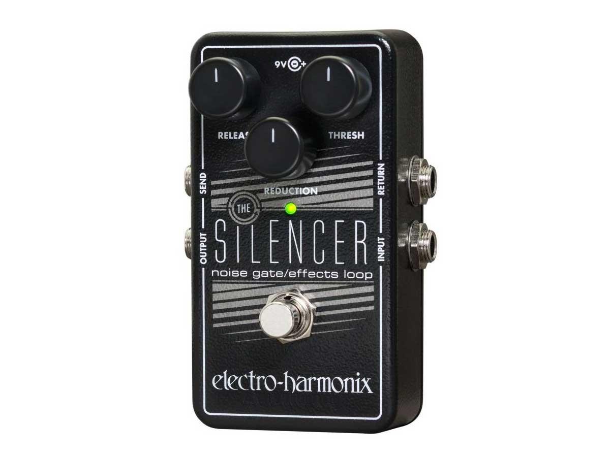 Pedal de Noise Gate Electro Harmonix Silencer
