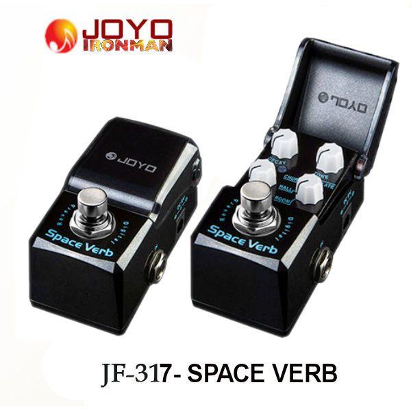 Pedal de Reverb Joyo JF-317 Space Verb