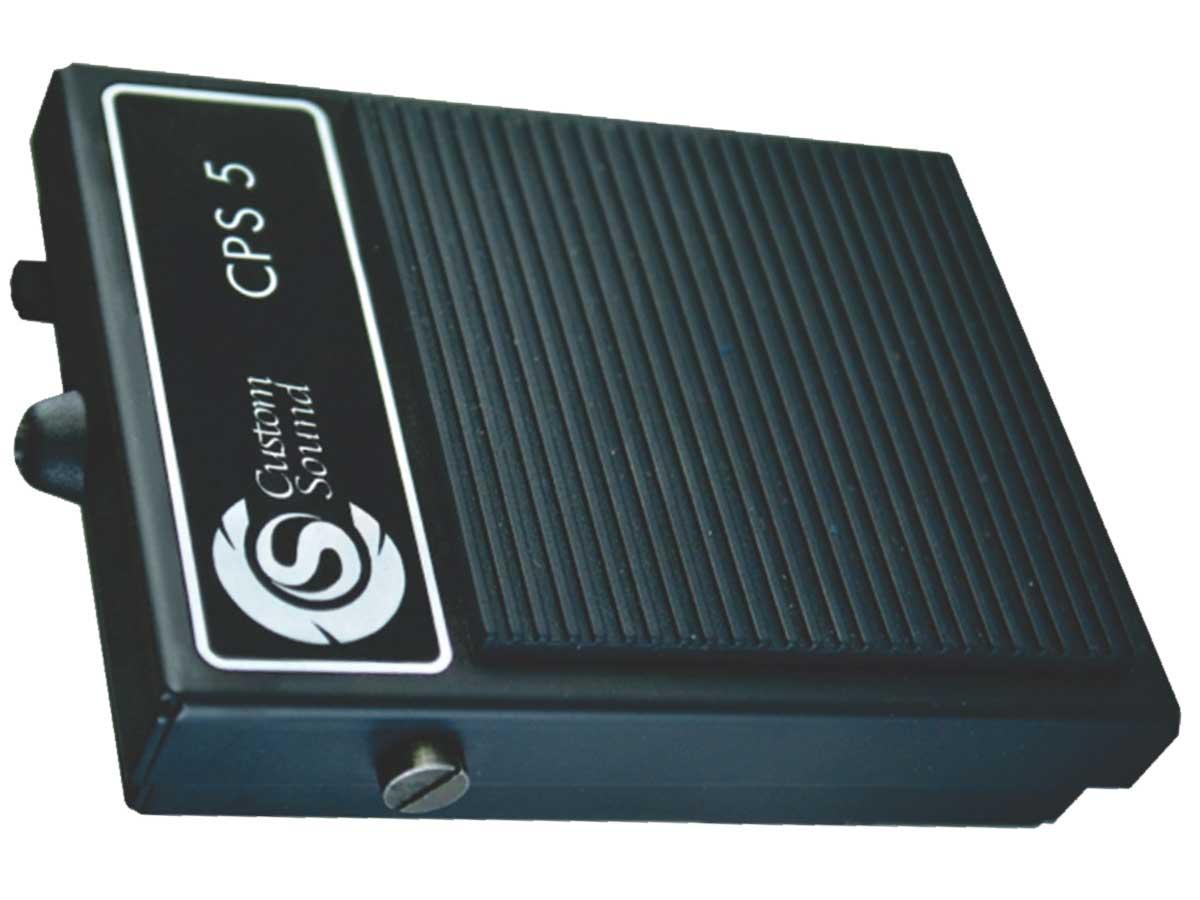 Pedal De Sustain Para Teclado Custom Sound CPS 5
