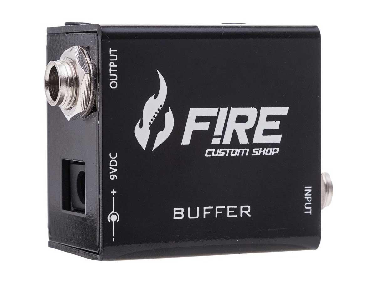 Pedal Fire Buffer FBFF4 Recuperador de Sinal